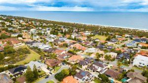 Perth Aerial Coast